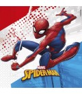 TOVAGLIOLI 33X33 SPIDERMAN SUPER HERO COMPOSTABILE PZ.20
