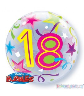 BUBBLE 18 ANNI COLOR