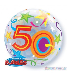 BUBBLE 50 ANNI COLOR